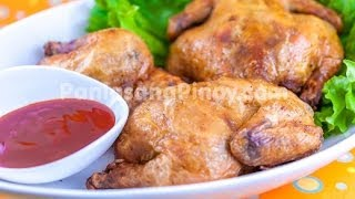 Spring Fried Chicken by Panlasangpinoy.com