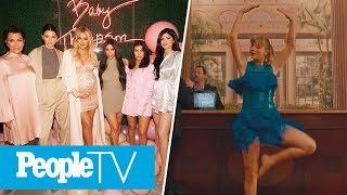 Khloé Kardashian's Extravagant Pink Baby Shower, Taylor Swift Debuts New Music Video | PeopleTV