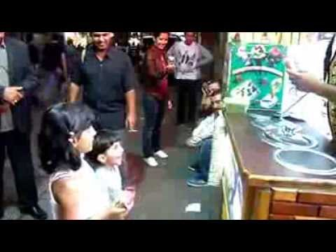 Funny Turkish Ice cream show......