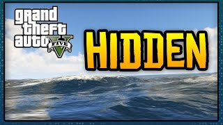 "Grand Theft Auto 5: Sea Monster ""Easter Egg"" [GTA V Secrets] Location!"