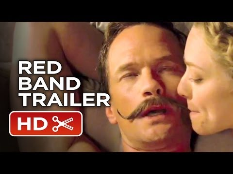 A Million Ways To Die In The West Official Red Band Trailer #2 (2014) - Seth MacFarlane Movie HD