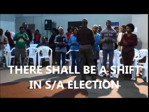 STATE OF NATION  SOUTH AFRICA ELECTION  PROPHECY BY PASTOR TAU