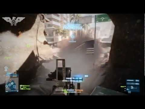 BF3 Aftermath Maps Revealed & Dinosaur Easter Egg! (Battlefield 3)
