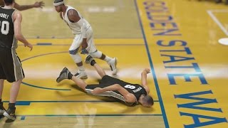 NBA 2K14 My Career Got Parker Leaning S2CFG2 PS4