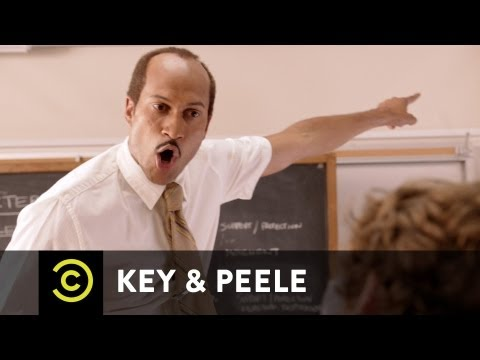 Substitute Teacher: Key & Peele