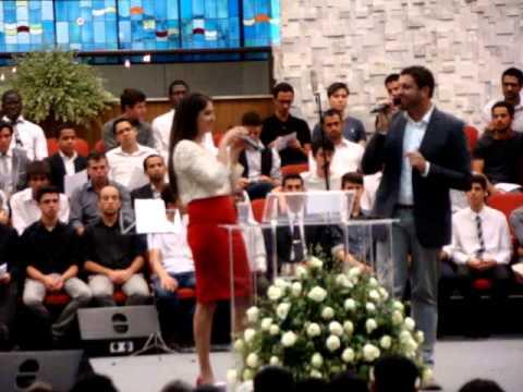 Rafaela Pinho  e Marcel Freire- Pela Graça, Livre Sou
