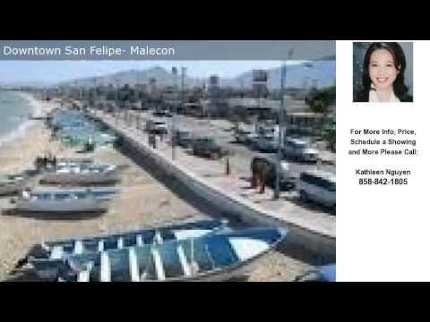 Cerrada Ambar, San Felipe, Baja California Presented by Kathleen Nguyen.