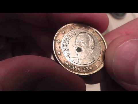 2003 1 Euro Coin Review
