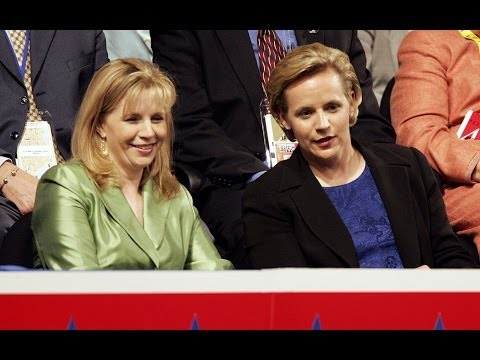 Gay Marriage Feud Splits Cheney Sisters