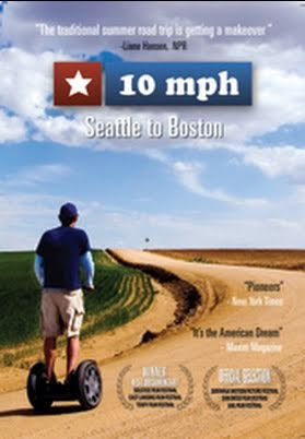 10 mph Seattle to Boston