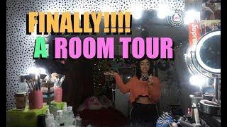A LONG AWAITED ROOM TOUR