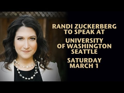 Randi Ruckerberg: University of Washington