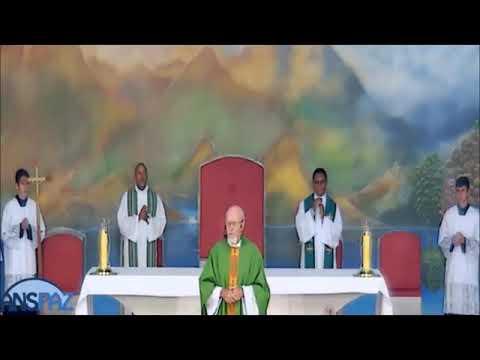 Santa Missa | 20.10.2019 | Padre José Sometti | ANSPAZ