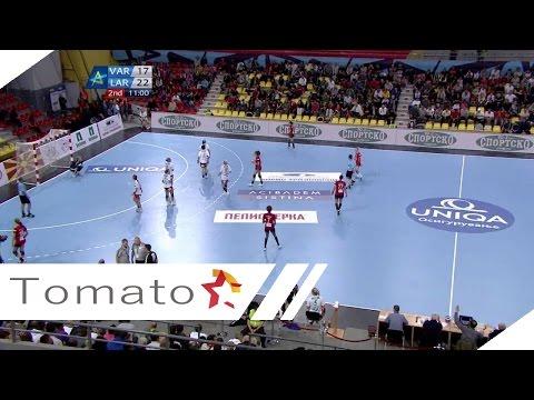 EHF Women's Champions League 2013/14 VARDAR SCBT LARVIK 11 10 2013