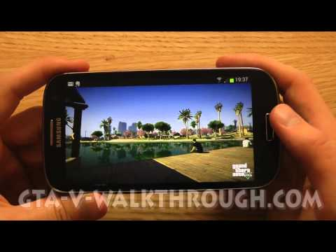 Grand Theft Auto 5 on Android