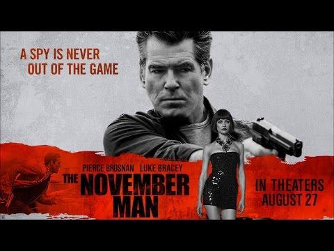 Sát Thủ Tháng Mười Một - The November Man - Trailer