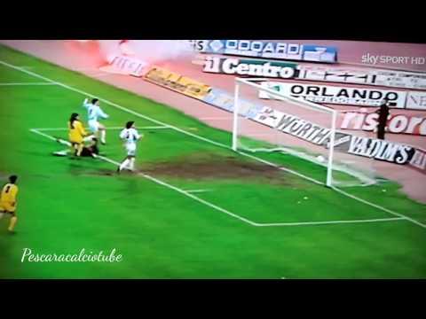 Max Allegri alla Juve.. ricordando il passato al Pescara 16-7-2014