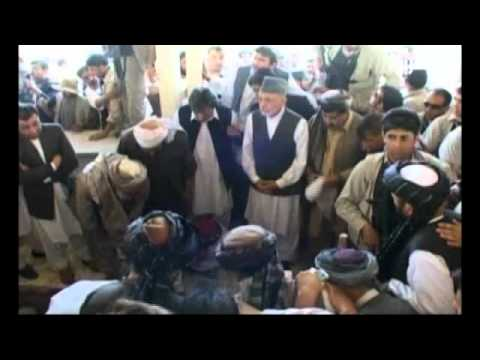 Afghanistan's Karzai Buries his Brother