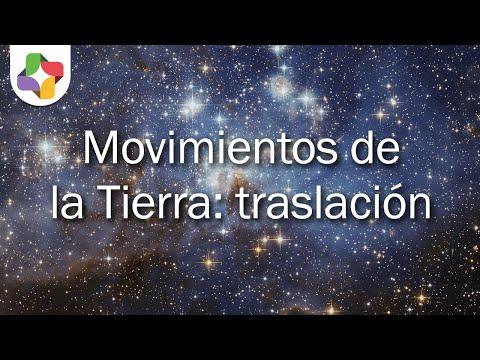 Movimientos de La Tierra: Traslación - Geografía - Educatina
