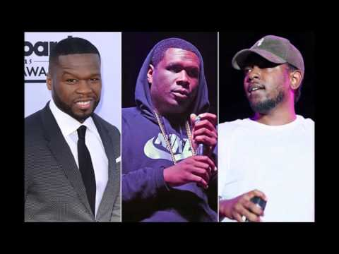 Jay Electronica - The Curse Of Mayweather (Kendrick Lamar & 50 Cent Diss)