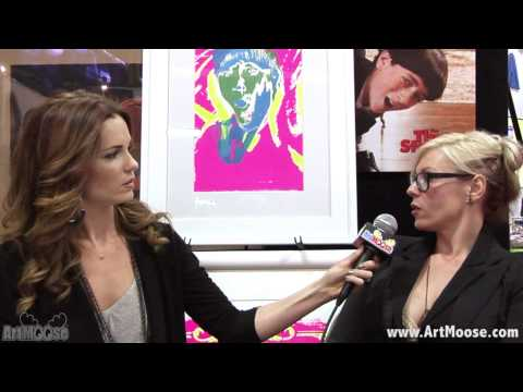 Monica Warhol Interviewed by ArtMoose