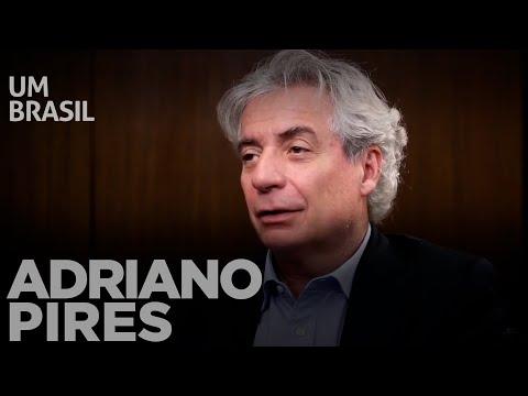 Entrevista com Adriano Pires