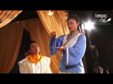 [Vietsub][LastLeaf Subbing Team] 지창욱 Ji Chang Wook Empress Ki- Behind the scene 21
