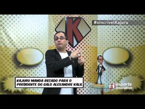 Dívidas do Galo e Organizadas fora do Cruzeiro em O Incrível Kajuru (03/03)