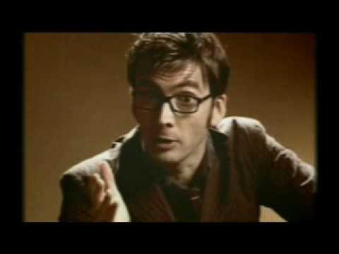 Doctor Who, David Tennant: Series 3 Easter Egg: Blink
