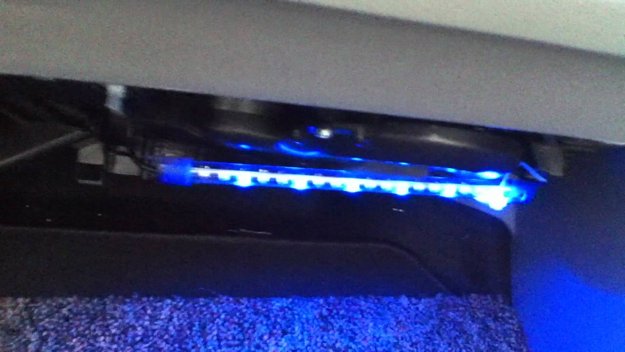 How To Install Led Glow Interior Lights In A 2012 Honda Civic Youtube