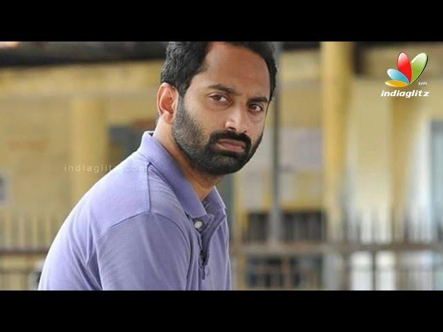 Fahadh Faasil As Labourer In Akku Akbar's Next I Latest Malayalam Movie News