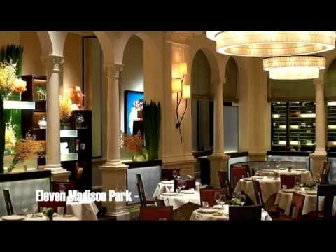 Top Best Restaurants in the World (2013)