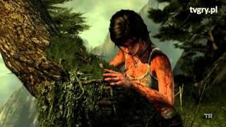 Tomb Raider na PS4 w akcji! tvgry.pl
