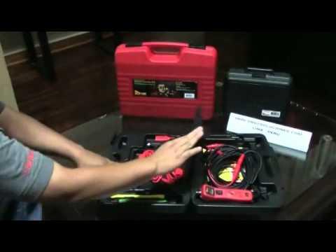 Lista de herramientas de electricidad