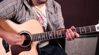 "How To Play ""Sing"" By Ed Sheeran Acoustic Guitar Lessons"