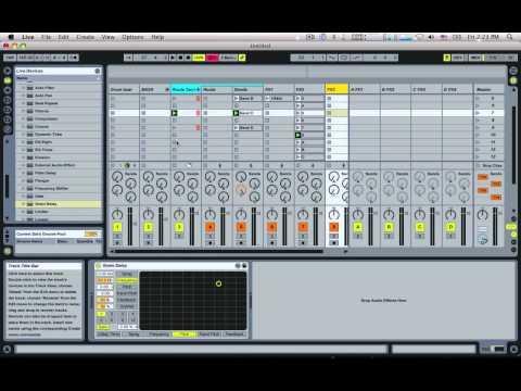 Automatic Glitching Machine - Ableton Live