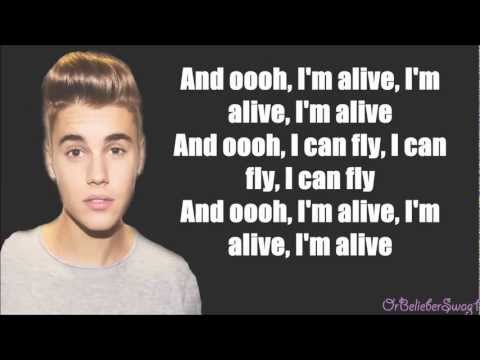 Justin Bieber Ft. Will.I.Am - That Power LYRICS