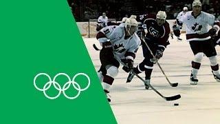 Canada V USA Highest Scoring Game In Men's Ice Hockey
