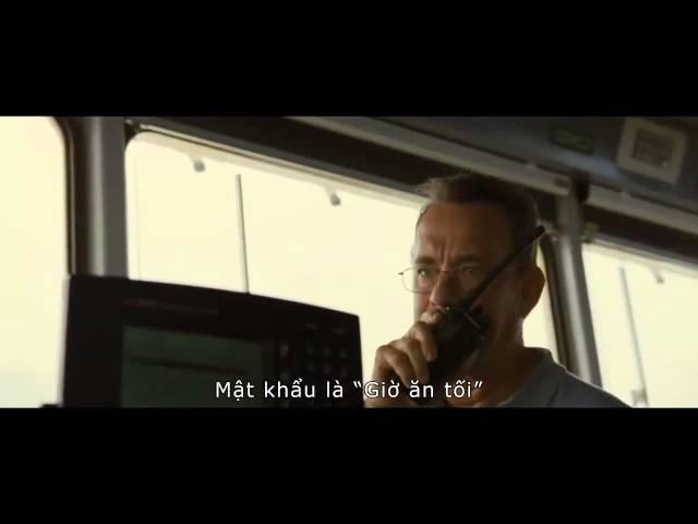 Thuyền Trưởng Phillips - Clip: Cướp biển tấn công