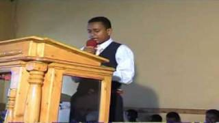 The youngest Ethiopian Pastor - THE LAST BELL PART TWO