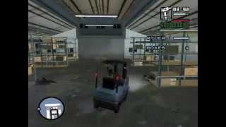 Mission 17 Robbing Uncle Sam GTA San Andreas [PC