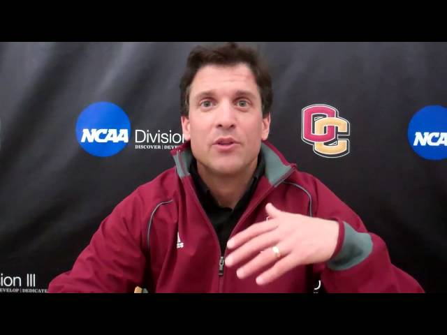 Oberlin College Track and Field Report (4.22.13)