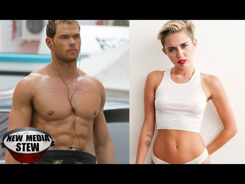 MILEY CYRUS Wants 'Hercules' KELLAN LUTZ to be New Year's Eve Date