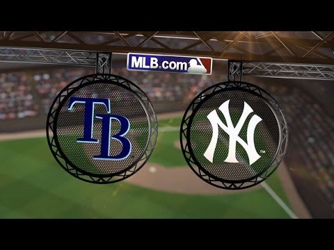 6/30/14: Forsythe's hit pushes Rays past Yanks in 12