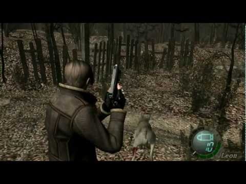 Resident Evil 4 Gameplay ita Parte 1 ( Pc ) L'erba di Zelda