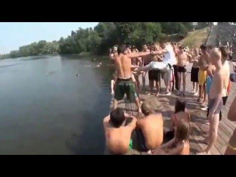 Ruskie Zajebiste Skoki Do Wody