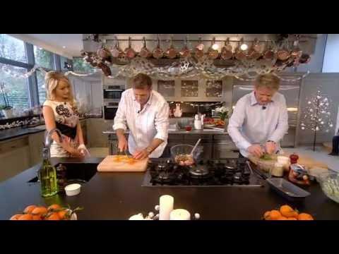 Gordon Ramsay Christmas Cookalong Live 2011 Part 1