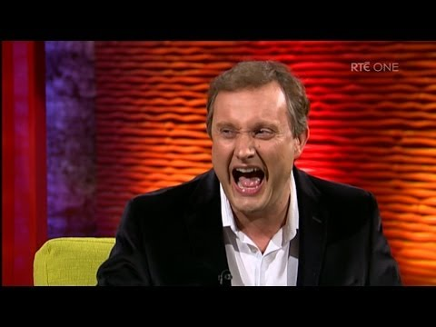 Mario Rosenstock talks Roy Keane and Joan Burton | Saturday Night with Miriam | RTÉ One