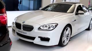 Brand New 2014 BMW 6 Series 640D In Detail (1080p HD