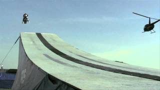 Levi LaVallee's World Record Snowmobile Jump - Red Bull New Year No Limits 2010